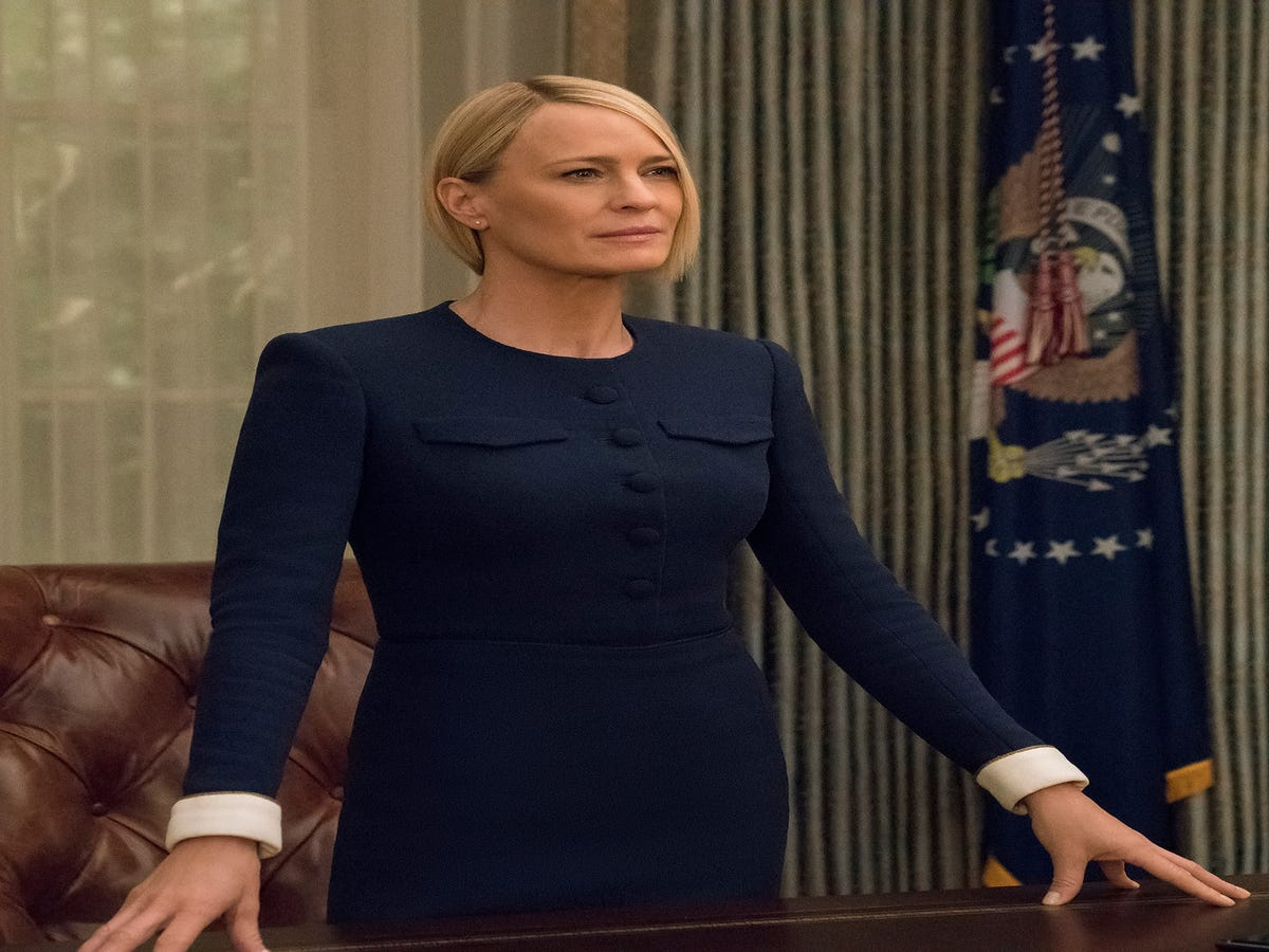 R29 Binge Club: House Of Cards Season 6