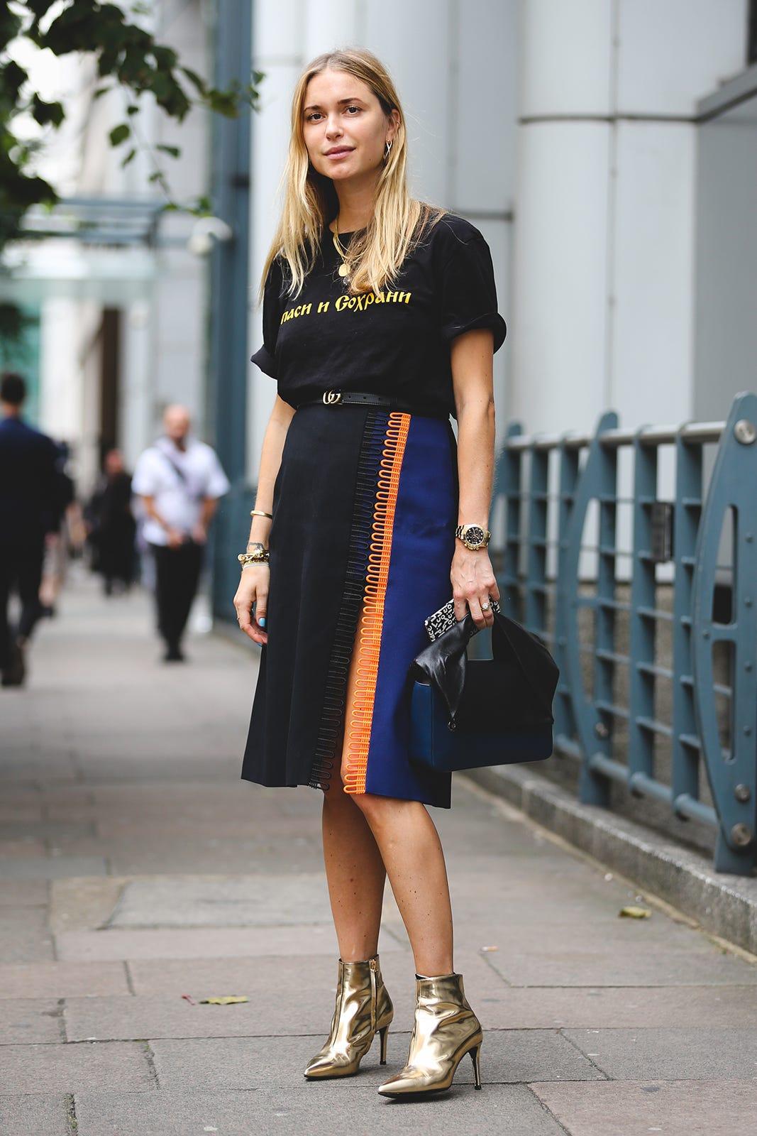 47479c37cb Street Style Photos - London Fashion Week SS17