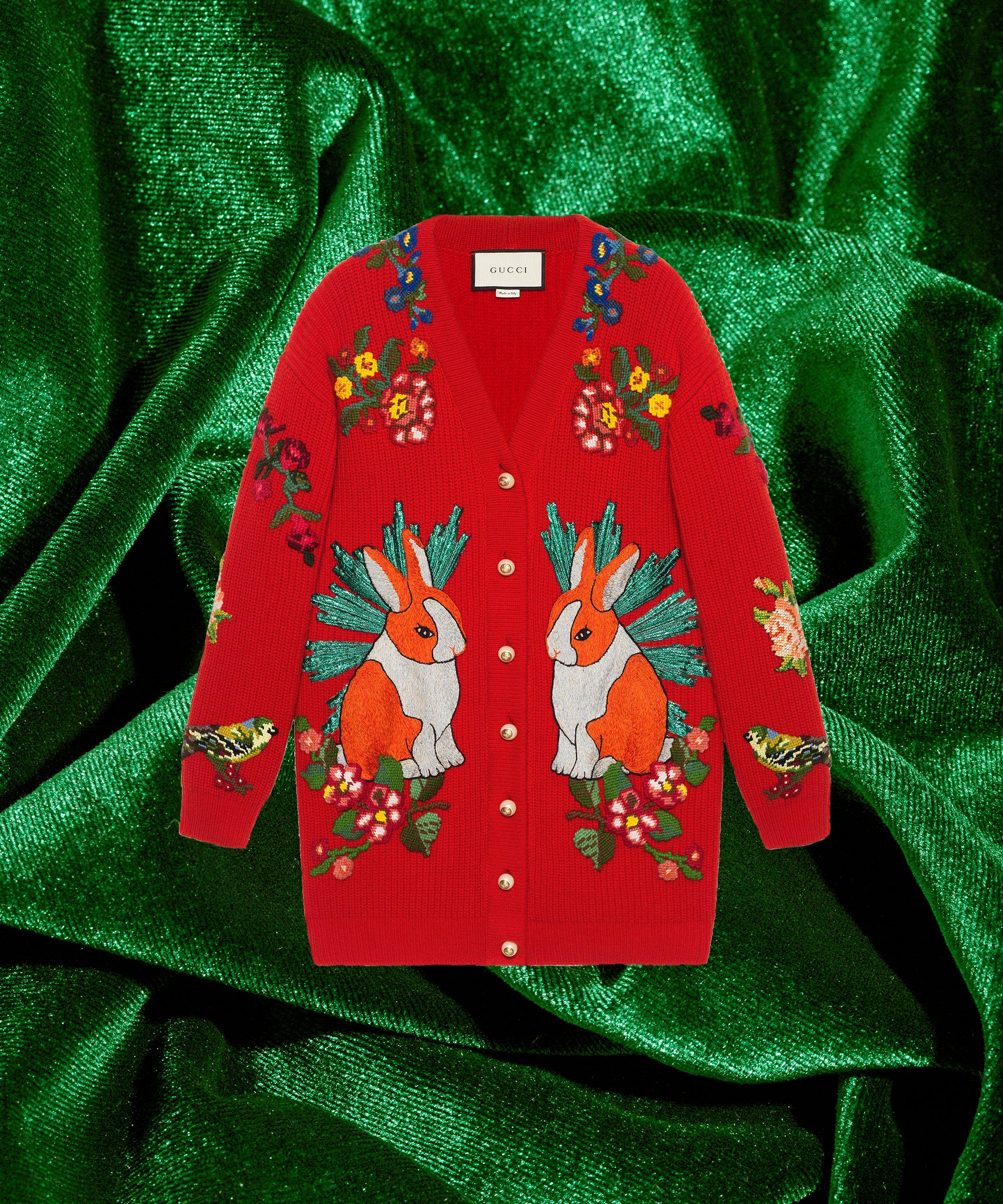 6d576d858dc How Gucci Took Back The  Ugly Christmas Sweater    Made You Buy It