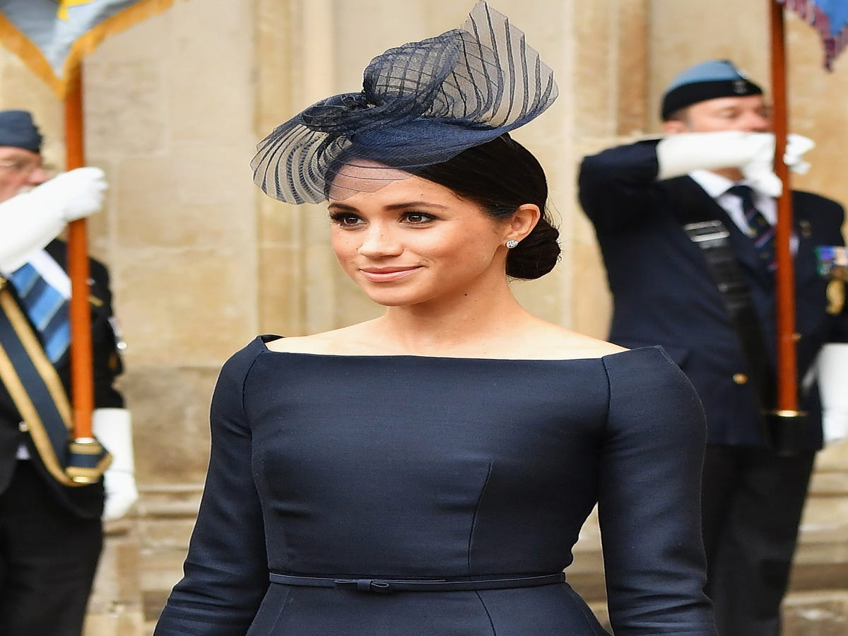 Wait, So Who Made Meghan Markle's Beloved Boat Neck Famous?