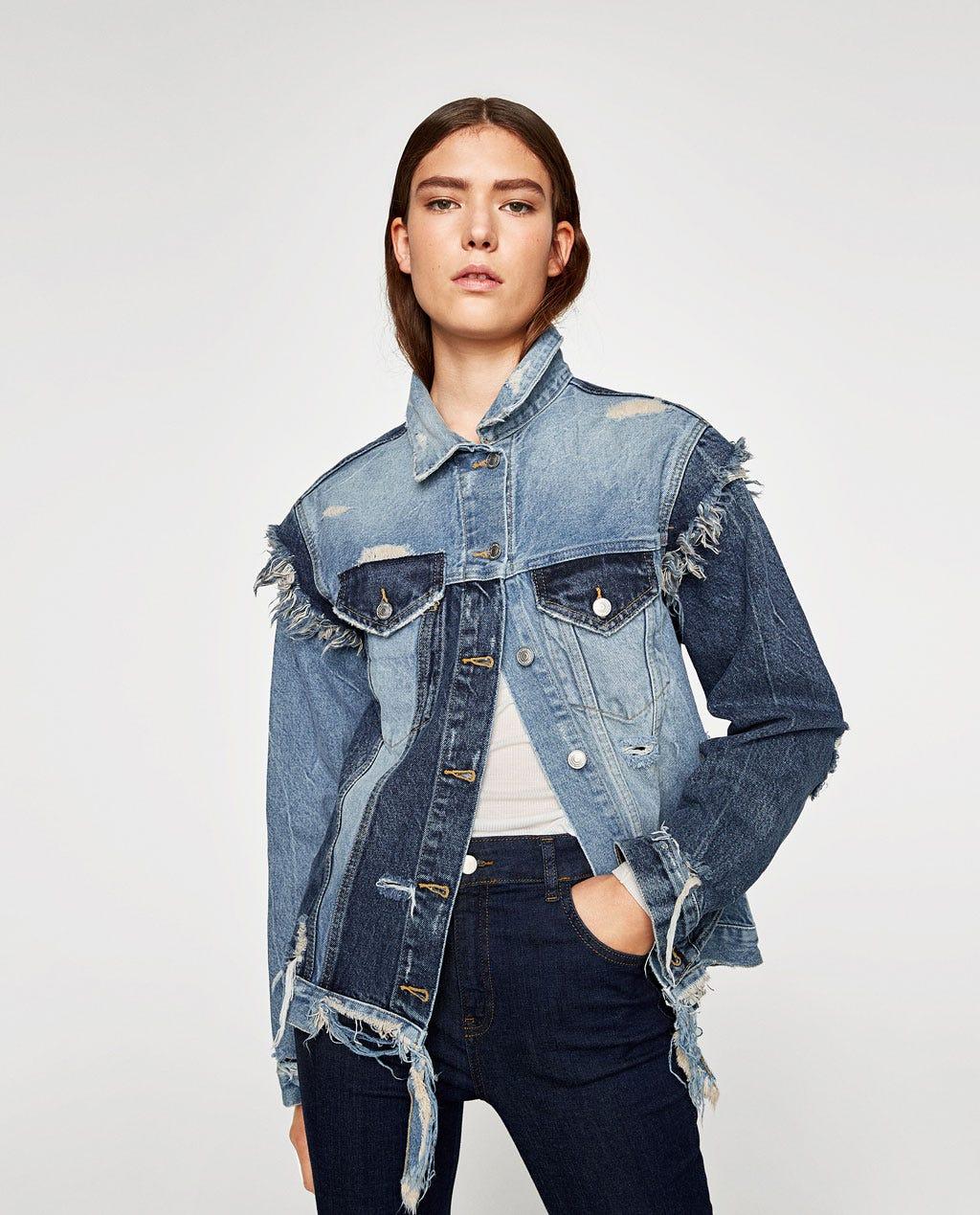 49b6b5d2 Fall 2017 New Denim Trends Best Jeans Styles