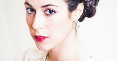 3 DIY Holiday Party Updos