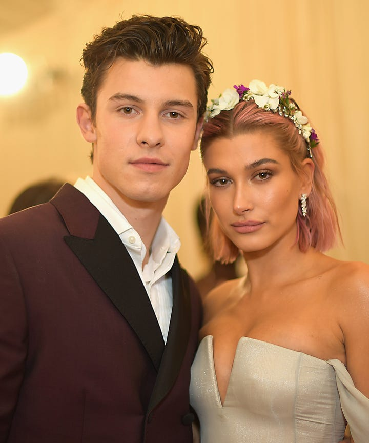 shawn mendes and hailey baldwin