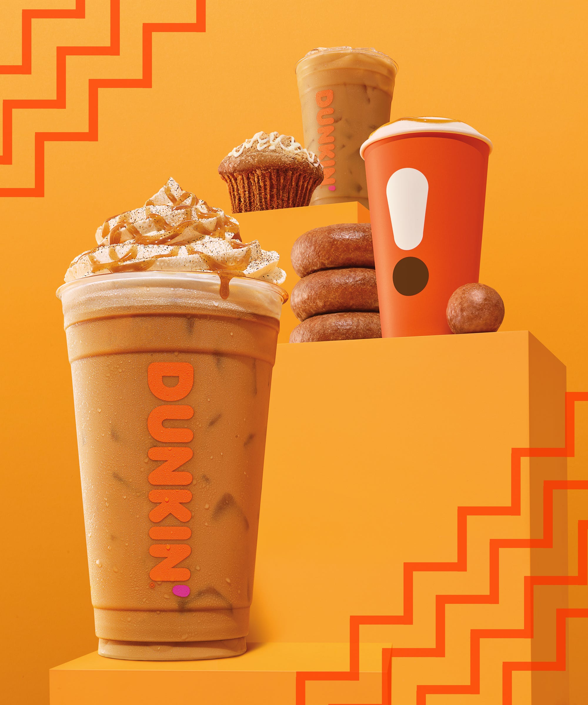 Dunkin Has A New Fall Drink & It's Coming For The PSL