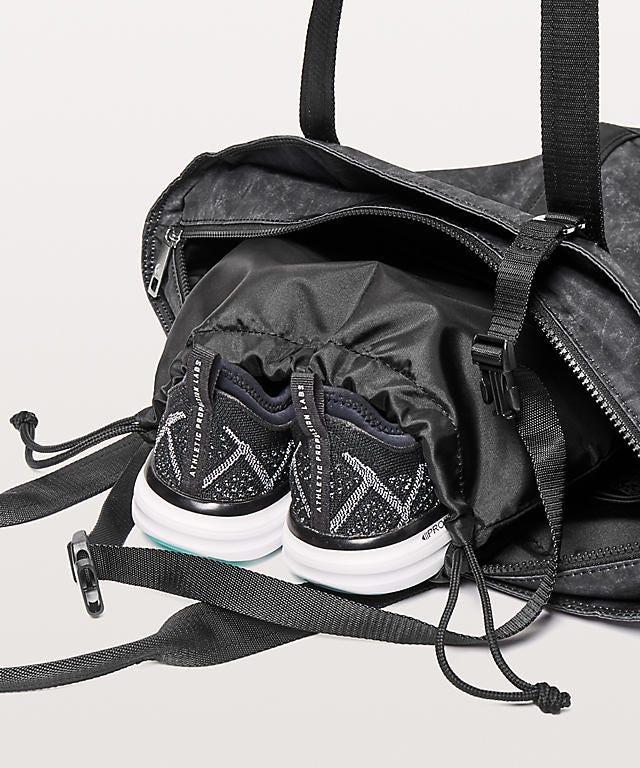 25de7986e6df Best Gym Bags With Shoe Compartment For Womens Sneakers