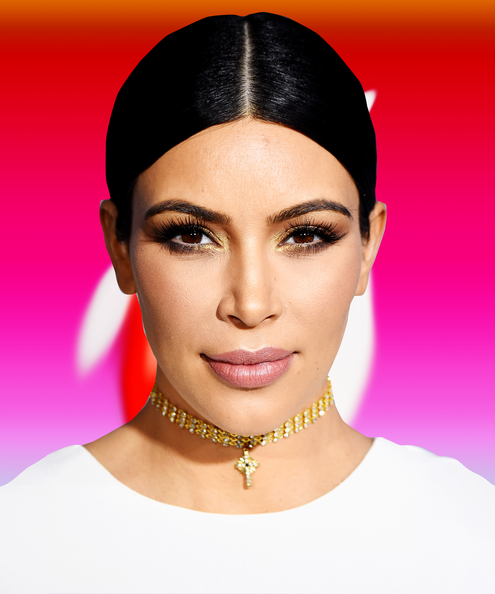 Kim Kardashian Crying Face Png Kim Kardashian Phenomenal Star