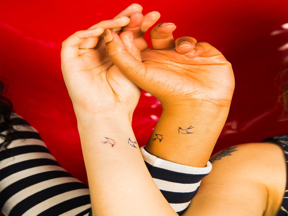 9 Tattoos Your Mother Will Actually Want To Get With You