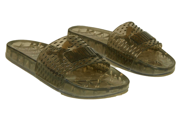 2df72d5314b5 Rihanna Fenty Puma Jelly Sandals New Shoe Summer Colors