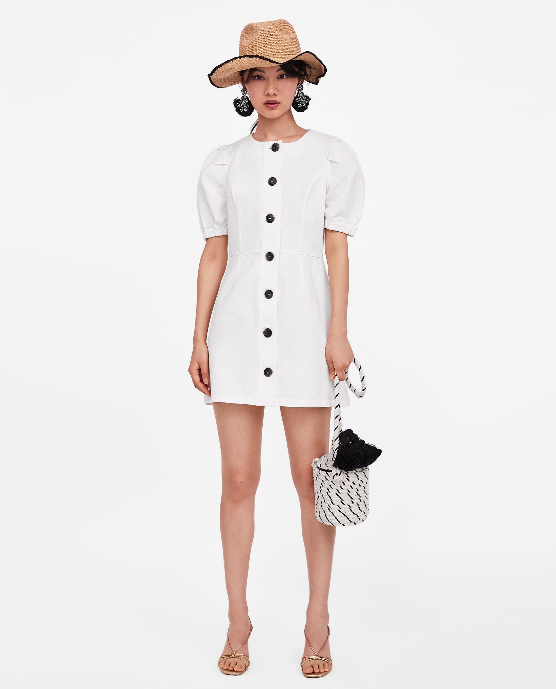 e3413cd9 Zara's New Spring Summer Arrivals Are A Holiday Dream