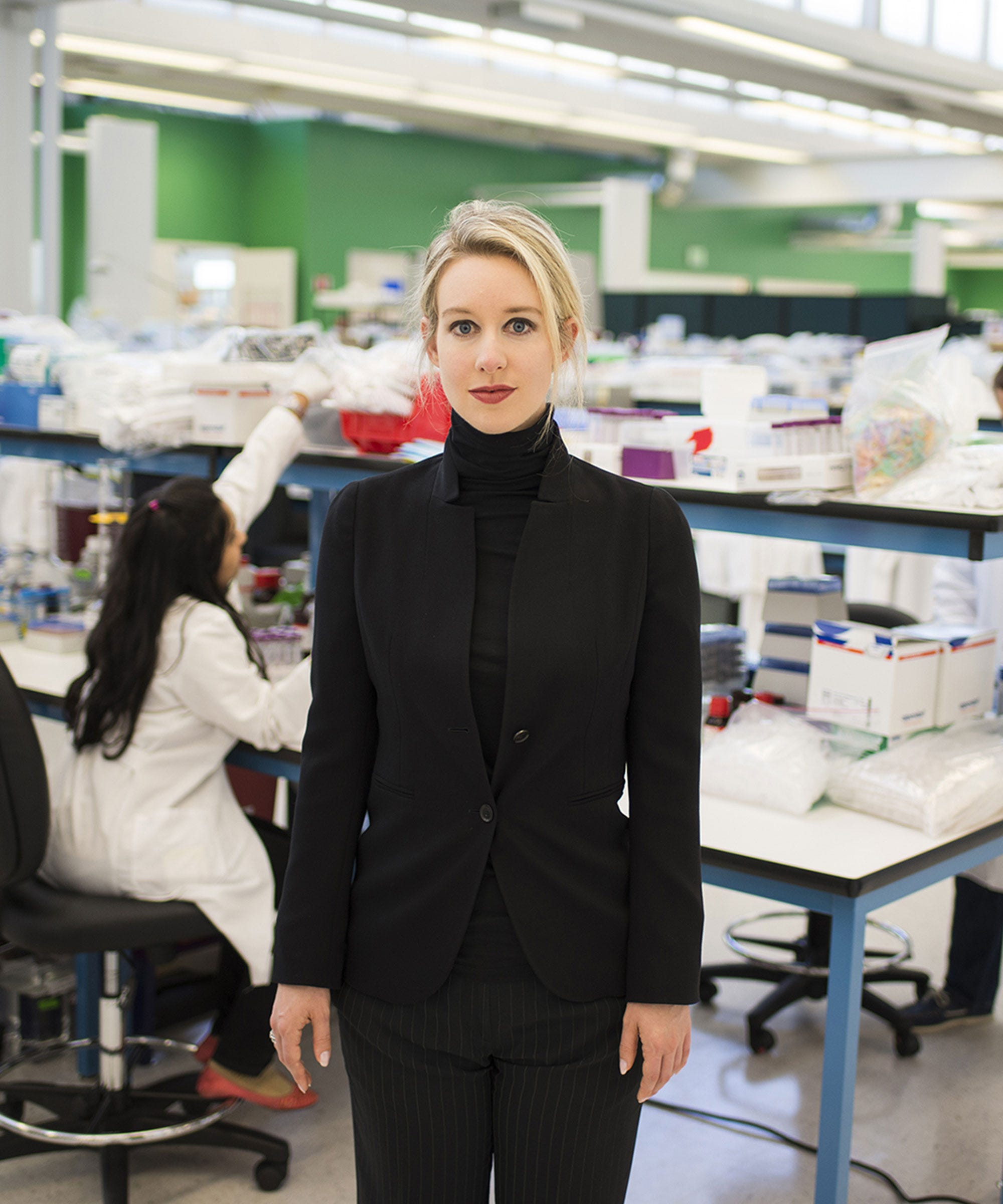 What It's Like To Know Elizabeth Holmes According To 3 People Who Do