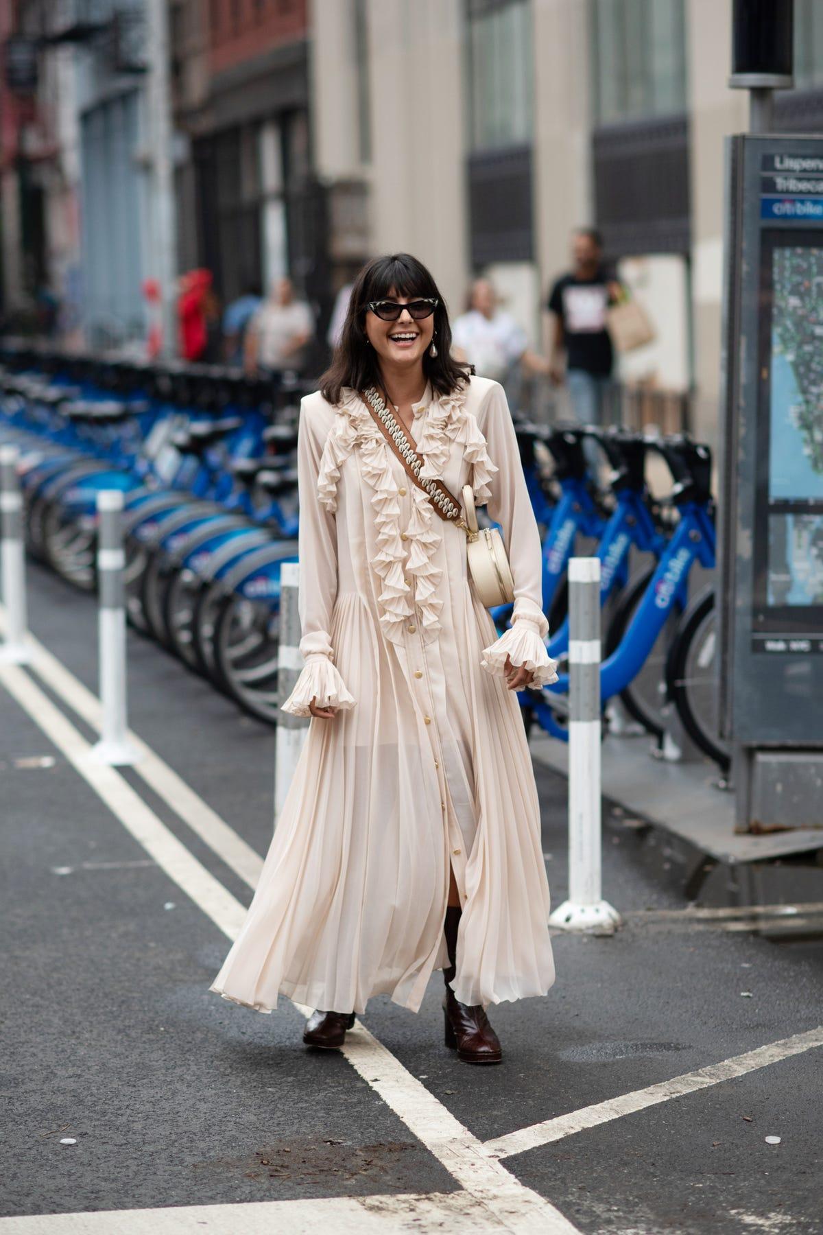 2eb35824 New York Fashion Week Spring Summer 2019 Street Style