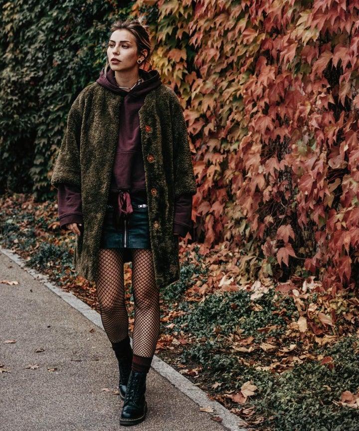 Herbstoutfits Mit Strumpfhose