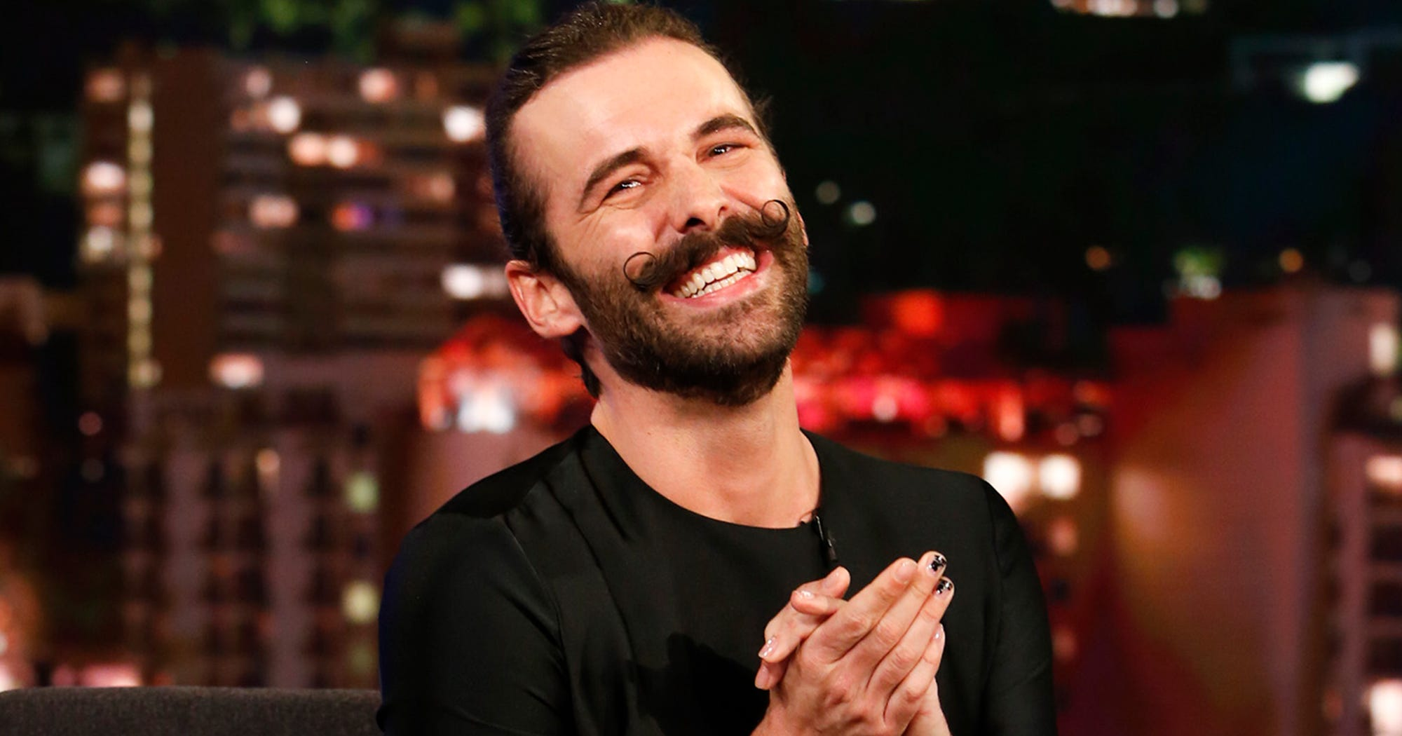 Queer Eye's Jonathan Van Ness Comes Out As Non-Binary