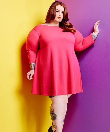 50b2ce1ad98 Tess Holliday Interview - Body Positive Plus Size Model