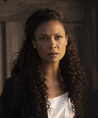 Maeve Thandie Newton Westworld