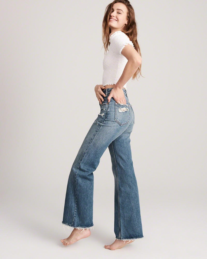 f8d0ba440476 Best High Waisted Jeans And Denim Styles For Women