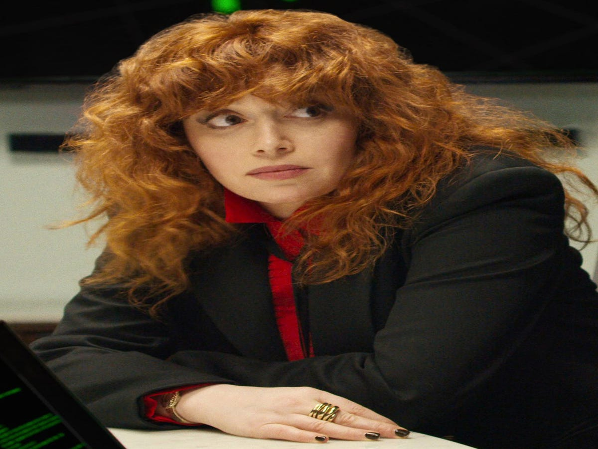 The Real Star Of Russian Doll Is Natasha Lyonne s Hair