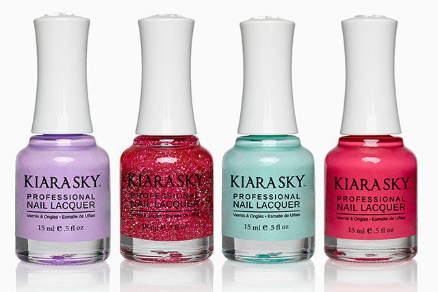 So Whats Kiara Skys Special Sauce We Consulted The Founders Secret Stays With Me Says Duong Worth A Try Our Polishes Are Highly Pigmented