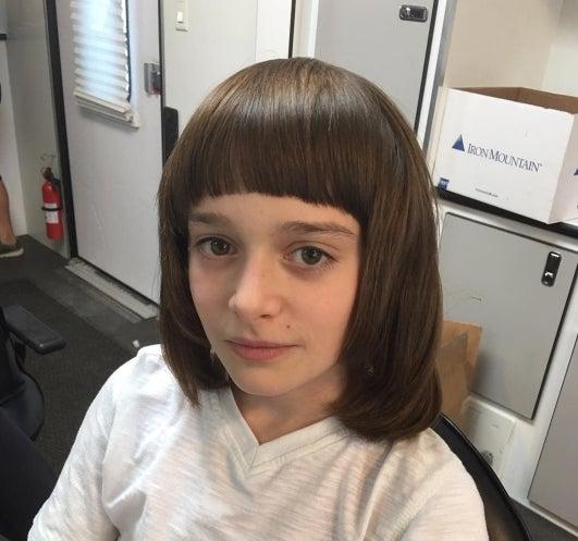 Stranger Things 2 Hair Wig Behind The Scenes Secrets
