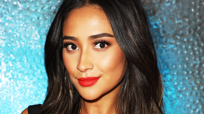 Shay Mitchell Responds To Question About Her Sexuality