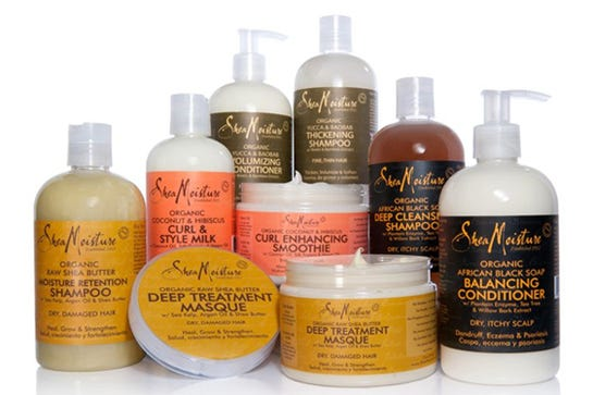 Best Natural Hair Styling Products Brands