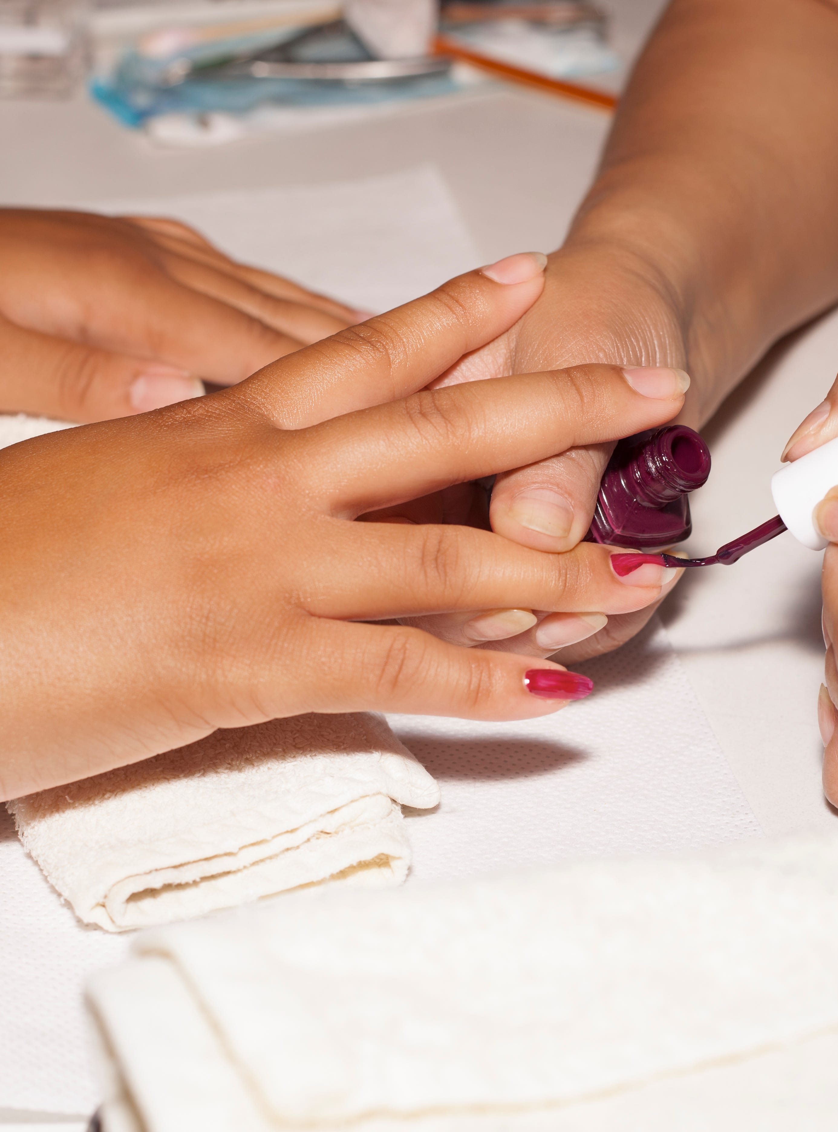 Best Nail Salons In Nyc For A Manicure Pedicure