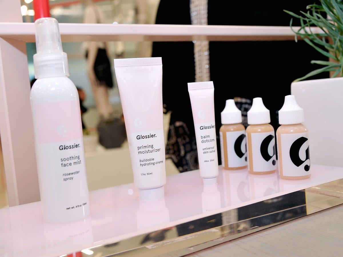 Glossier Just Announced Some Major — & Mysterious — News