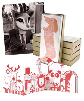 Holiday Cards-Cool Cards For Everyone On Your List