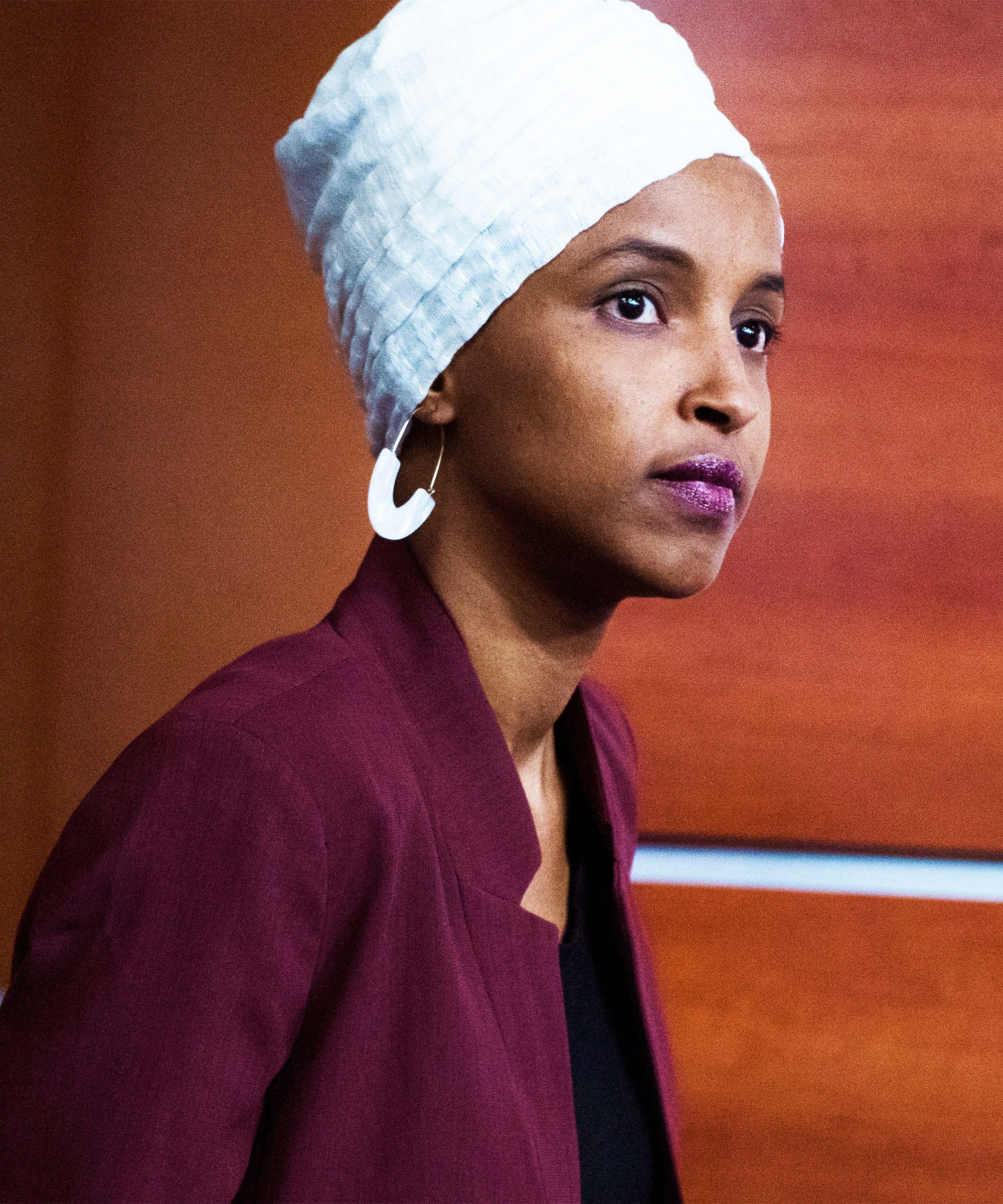 Democrats Rally Behind Ilhan Omar After Trump's Attacks