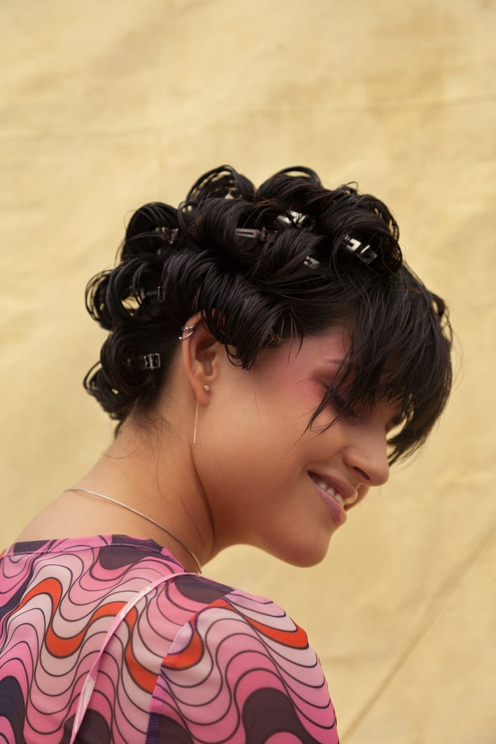Best LA Hairstyles - How To Air Dry Hair By Cut Texture