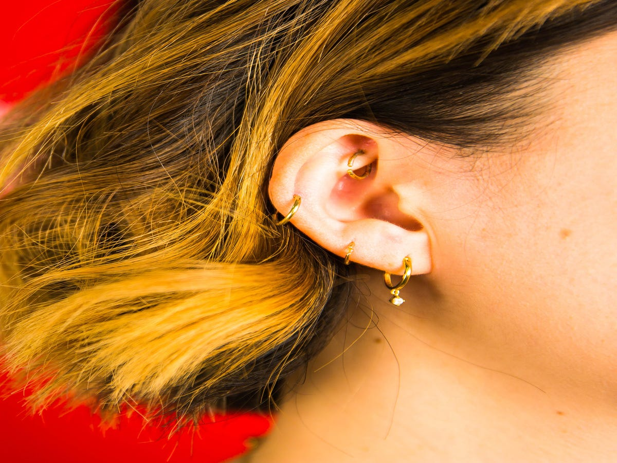 The Ear Piercings Our Editors Are Getting For Fall