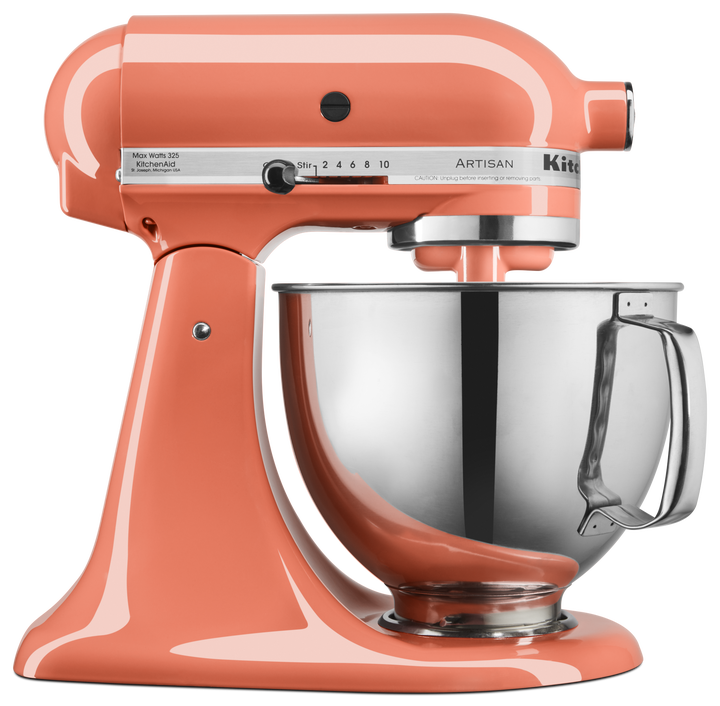 Artisan Series 5 Quart Tilt Head Stand Mixer (available In April), $459.99