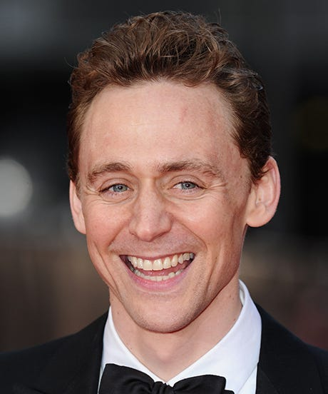 Tom Hiddleston Wants You To Color Him Good