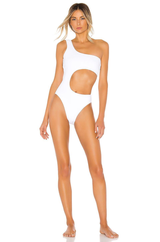 2f96108295b6 Best White Swimsuits and Bikinis — Cool Unique Swimwear