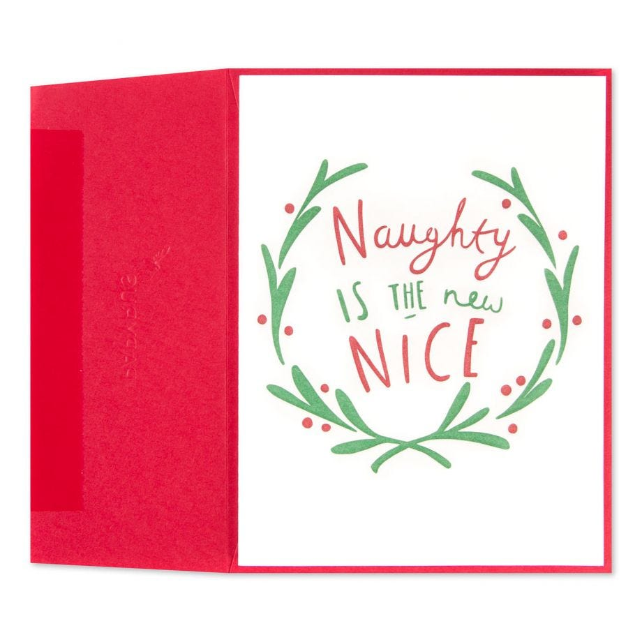 Unique Holiday Christmas Cards 2018 Seasons Greetings