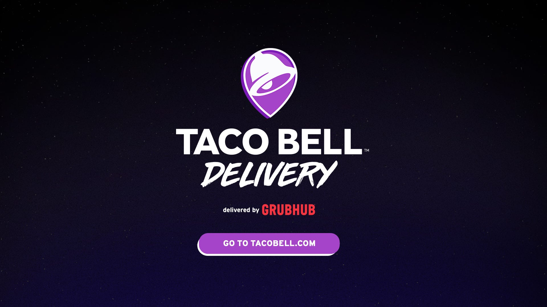 Taco Bell Announces Nationwide Delivery With Grubhub