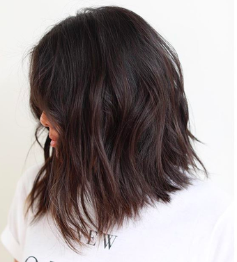 The Trending Haircut Technique That Works On Any Length Or Texture