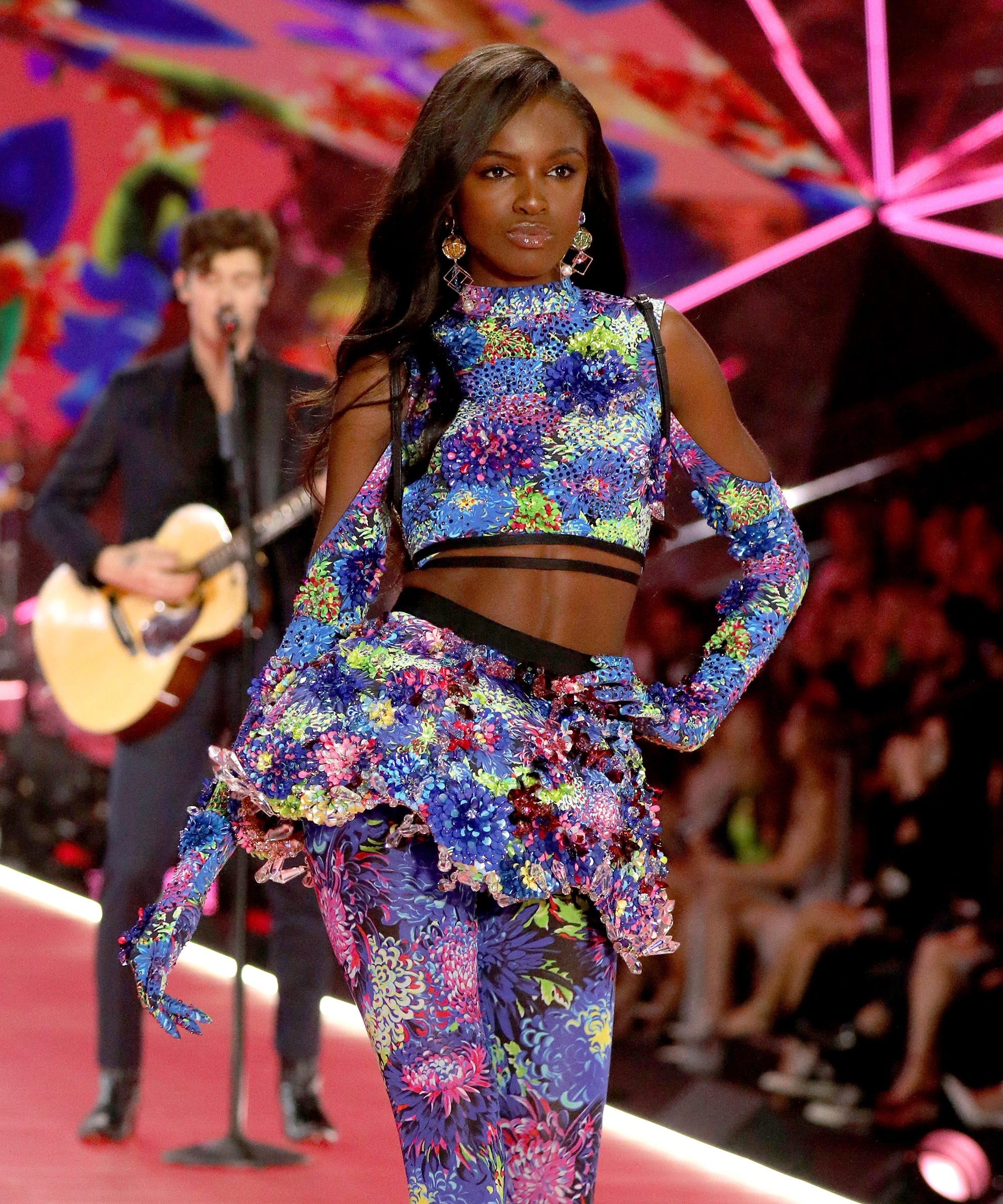 6ffb14f3f New Victoria Secret Angel Leomie Anderson: What To Know