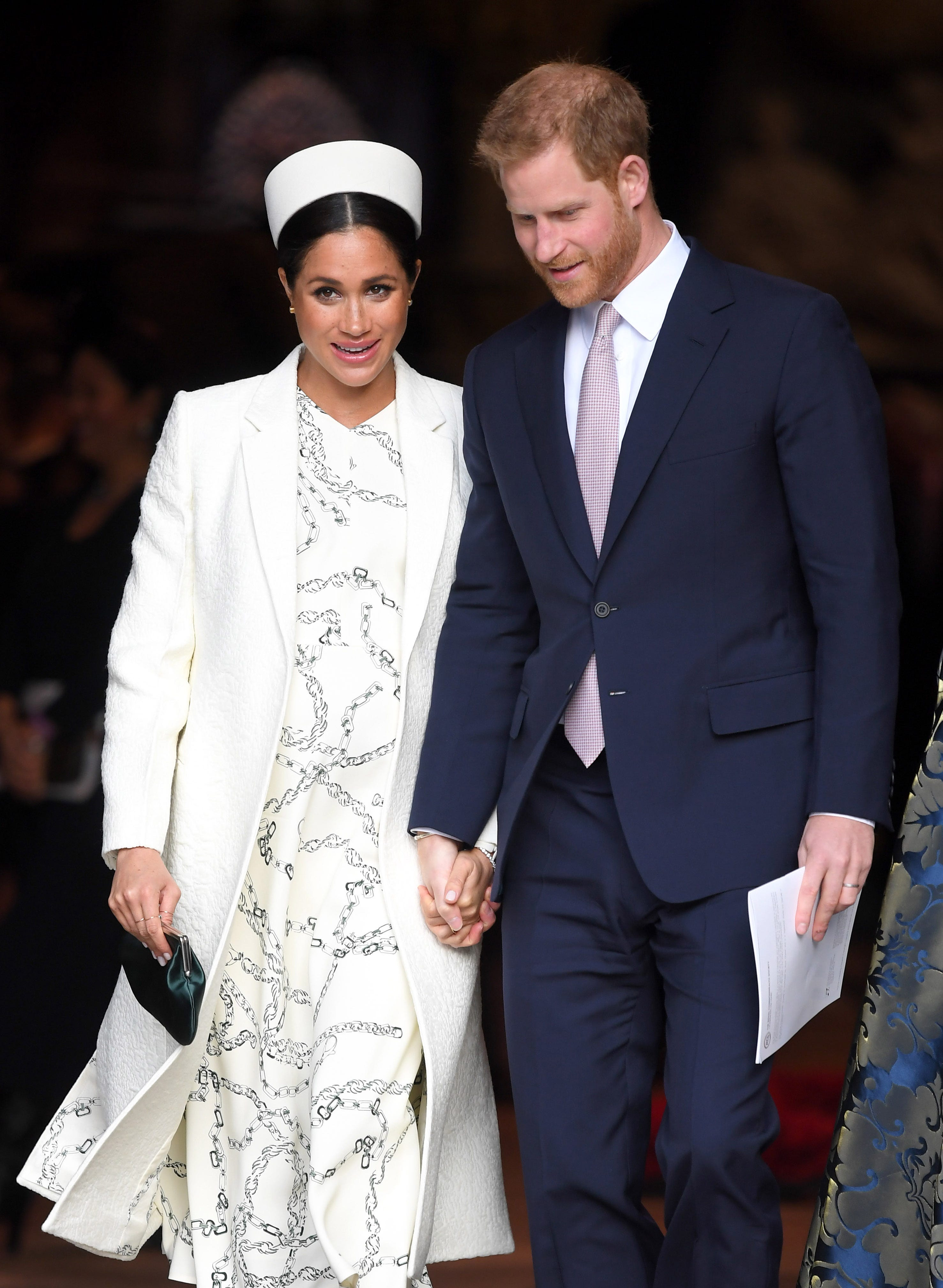Meghan Markle & Prince Harry Are Lurking In The Royal Instagram Comments