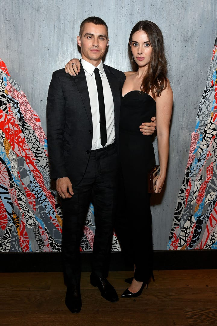Alison brie dave franco got married m4hsunfo