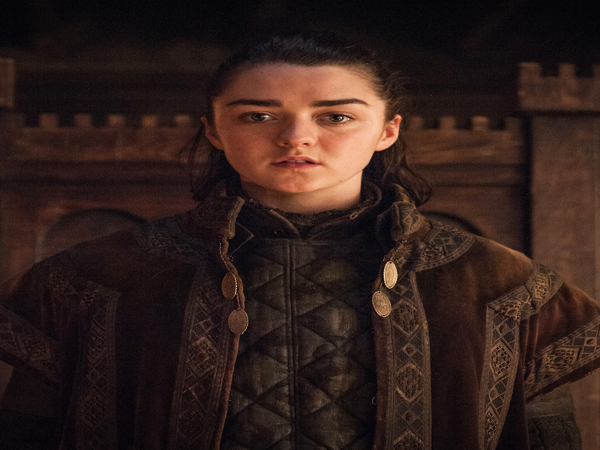 What Is Arya Going To Do With That Dagger?