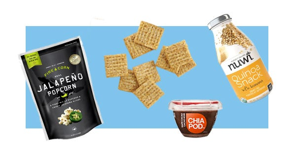 10 Super-Easy, Next-Level Snacks To Eat At Work
