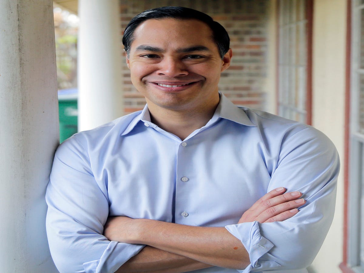 Julián Castro Officially Announces His 2020 Presidential Bid, With His First Stop In Puerto Rico