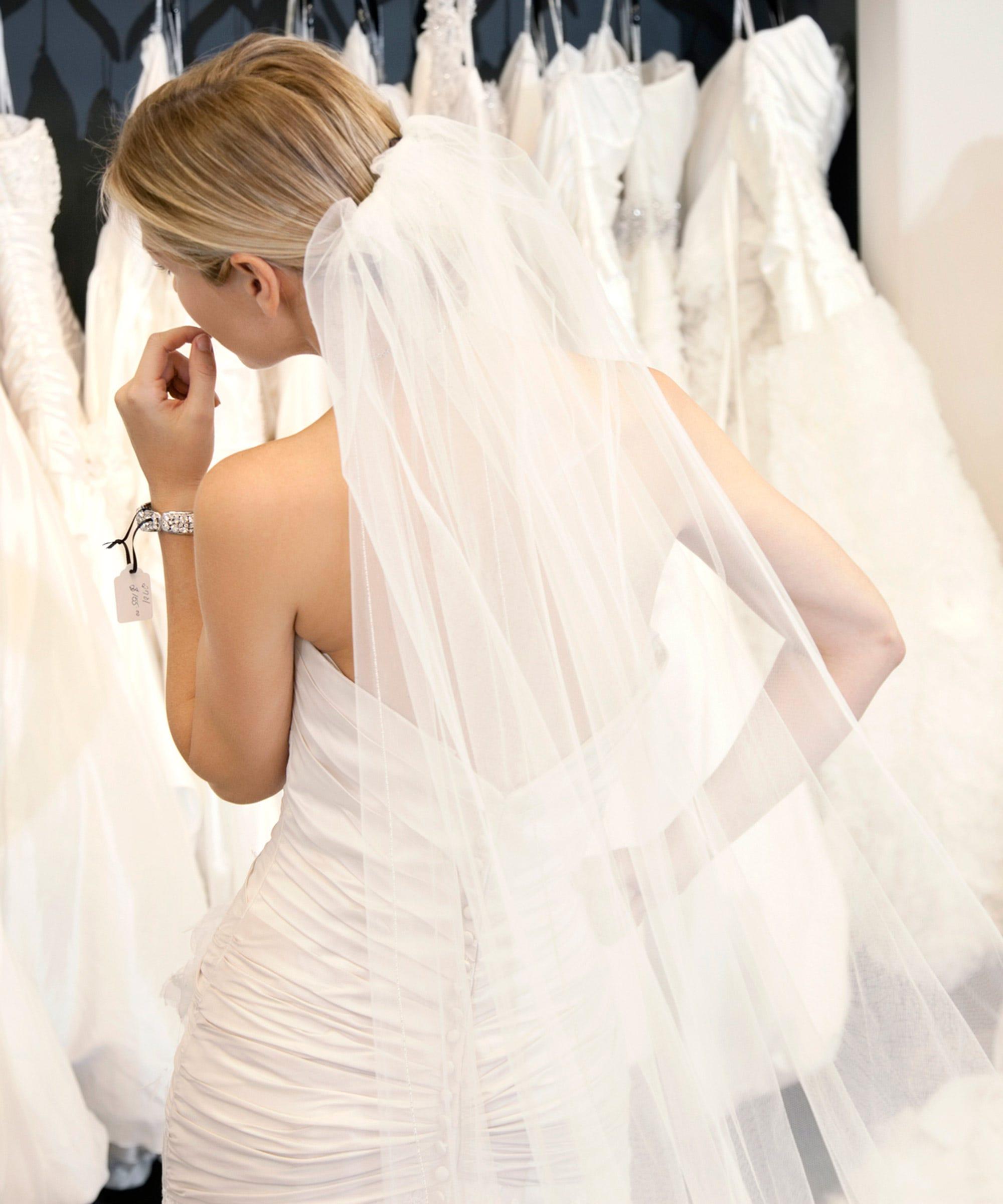 Das Hochzeitskleid mit den meisten Likes auf Instagram