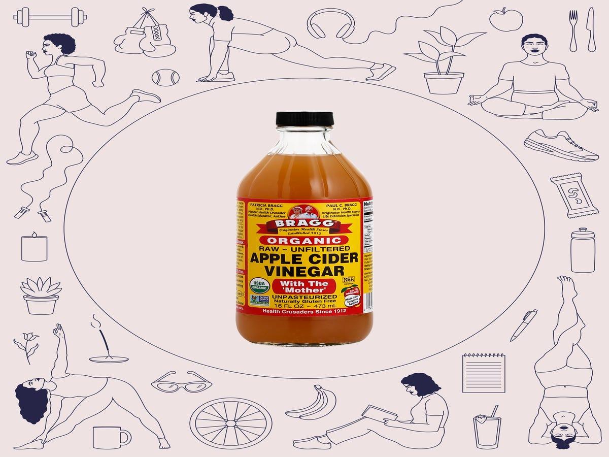 Feel Good Diaries: Apple Cider Vinegar, Lemons, And Spinning