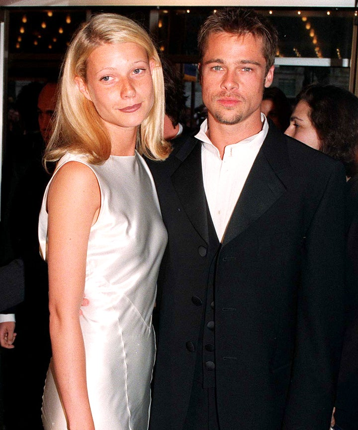 Brad pitt dating list