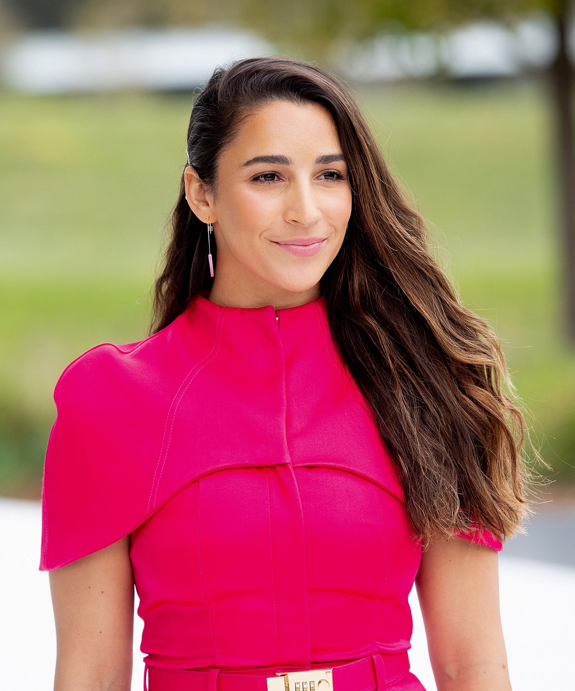 Aly Raisman Discusses Next Steps For Helping Survivors Of Sexual Abuse