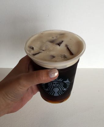 If You Love The Frothiness Of Hot Lattes But Just Cant Bring Yourself To Order Them During Those Summer Months Starbucks Has A Little Something