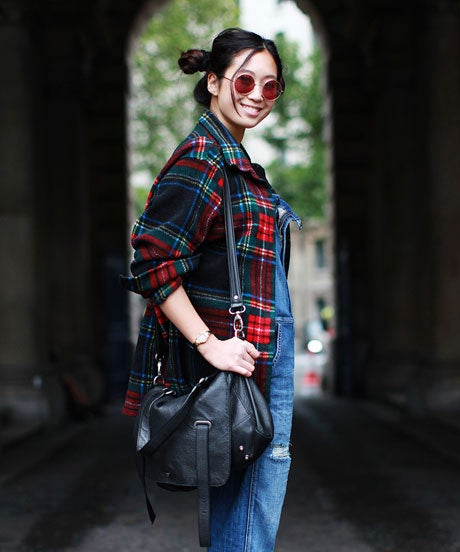 60 Inspiring Street-Style Snaps From LFW