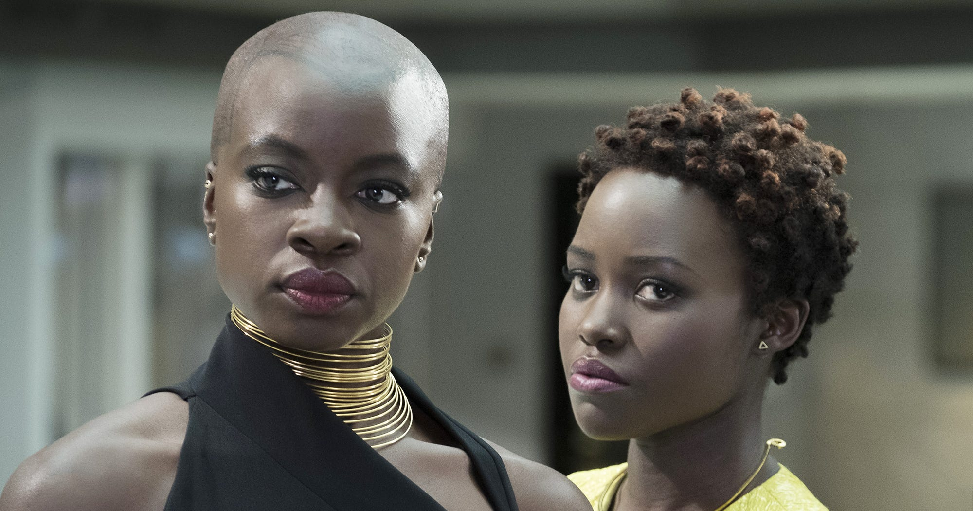 Black Panther Is The Ultimate Love Letter To Black Beauty